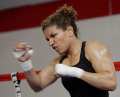 LONDON 2012: Pioneering fighters rejoice as women's boxing finally reaches Olympics