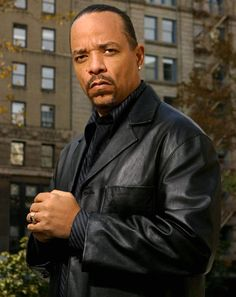 Tracy Marrow (born February 16, 1958), better known by his stage name Ice-T, is an American rapper and actor. He served for four years in the US Army in the 25th Infantry Division.