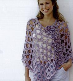 echarpes tejidos a crochet - Buscar con Google