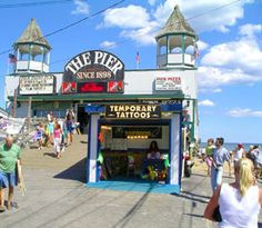 Old Orchard Beach Maine Vacation Guide - Things to do in OOB Maine