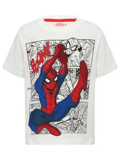 Spiderman comic t-shirt