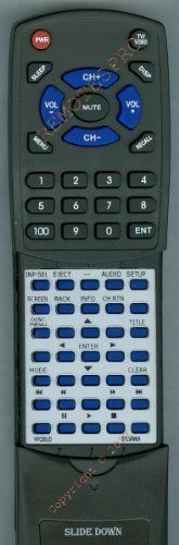 EMERSON Replacement Remote Control for LD190EM1, LD190EM2, LD260EM2, LD320EM2 by Redi-Remote. $31.99. This is a custom built replacement remote made by Redi Remote for the EMERSON remote control number NF033UD. *This is NOT an original  remote control. It is a custom replacement remote made by Redi-Remote*  This remote control is specifically designed to be compatible with the following models of EMERSON units:   LD190EM1, LD190EM2, LD260EM2, LD320EM2, LD190SS1, LD370SSX, LD...