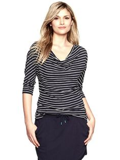 Gap stripe top