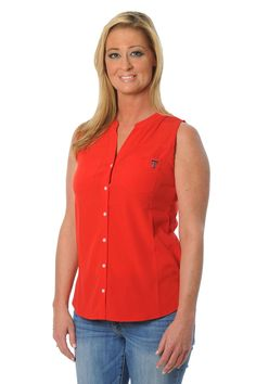 Texas Tech Red Raiders Tunic Tank