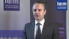 Michel Joly - Président de la Commission des Affaires Scientifiques du Leem