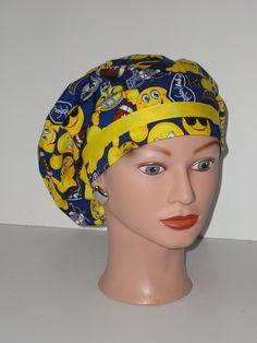 ba558509e0456 For Fox Sake 2 Bouffant Surgical Scrub Hat