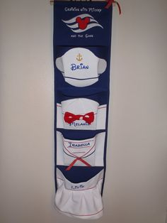 Custom 4 Pocket Fish Extender - Non Disney. $53.95, via Etsy.