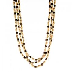 Beaded Layer Necklace 1