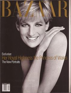 Gorgeous woman. Was Charles dropped on his head as a royal tot?