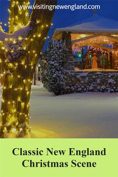 Christmas Show New England 2021 56 Christmas In New England Ideas In 2021 New England New England Travel New England Style