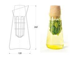 Tiempo de limonadas fresquitas. Stir it, un diseño de Anna Blattert para Postfossil.