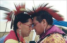 """Independent Lens - """"Two Spirits"""" Gender Diversity in the Navajo Culture and Hate Crimes in the USA."""