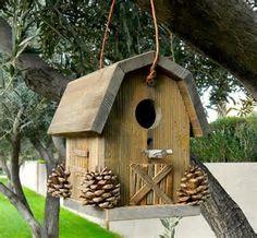 Image result for Old Barn Birdhouse