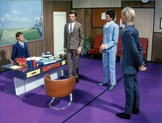 Gerry Anderson's Captain Scarlet Vs. The Mysterons Christopher Eccleston, Doctor Who, Science Fiction, Joe 90, Sci Fi Tv Series, Kids Tv, Geek Chic, Scarlet, The Beatles