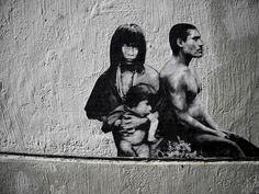 Street art by dreamindly, via Flickr