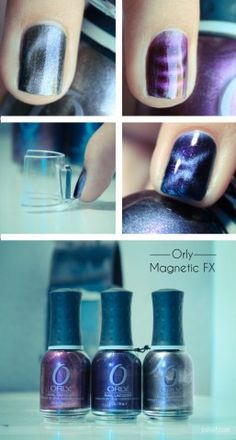 Orly Magnetic FX Nail Polish
