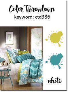Color Throwdown #386