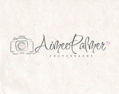 Premade Logo de fotografía y diseño de la marca por TheAutumnRabbit