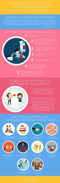 """""""Marketing Emocional"""", por Beatriz Peña Garcia (Blogger en MAYCOMTALES). Seguro que Disfrutas con sus Artículos."""