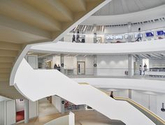 National Centre for the Written Word. South Shields, FaulknerBrowns Architects Image © David Cadzow