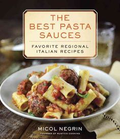 Food writer, cooking teacher, and Milan native Micol Negrin has written the first cookbook to explore the best, most authentic Italian pasta sauce recipes from a regional perspective. The culinary ody
