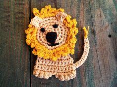 Ravelry: Lion pattern by Deborah E. Burger