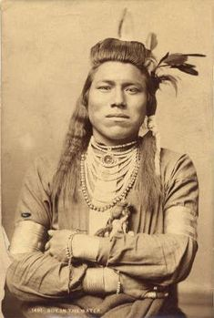Boy In The Water - Crow - 1883