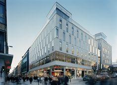 H&M Headquarters, Stockholm, Sweden