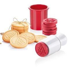 Haimoburg 9 Pezzi Natale Formine per Biscotti Acciaio Inox Stampi Biscotti DIY Decorazioni Dolci Biscotti