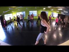 SUGAR by Maroon 5. (warm up) SHiNE DANCE FITNESS - YouTube