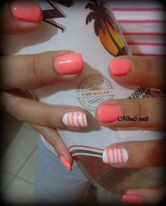 Maria's summer nails