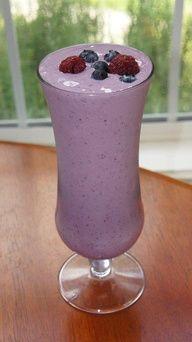 Berry Cheescake Recipe