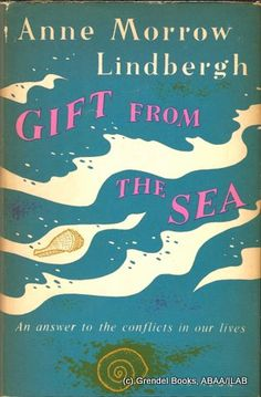 A vintage copy of Gift From The Sea