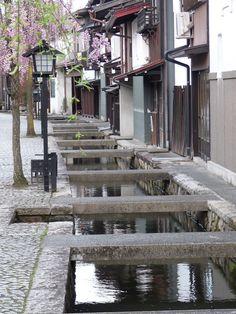 Hida-Furukawa, Gifu, Japan