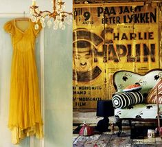 Yellow is simple and amiable, and every now and then – unexpectedly brilliant.