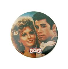 1970s Grease Badge