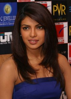 Priyanka Chopra. She was made pretty perfect...