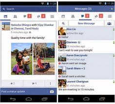 Facebook lanza version de su aplicacion para conexiones 2G y banda limitadas : lo digo!