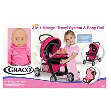 baby doll stroller 3 feet tall | ... pretend mommies will love ...