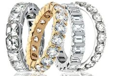 Wedding Bands World, a world renowned designer of diamond eternity bands and also other fine intrinsically made jewelry items which are embodiments of purity of emotion derived solely from celebration of life's most important moments.