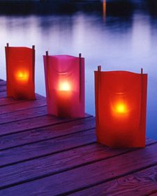 lanterns that are easy to make and definitely pretty
