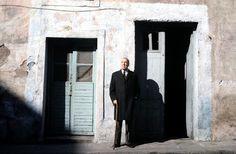 Borges todo el año: Guillermo Cabrera Infante: Borges y yo - Foto sin atribución: Jorge Luis Borges en Buenos Aires, 1978