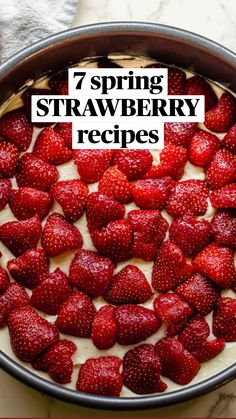 Strawberry Cream Pies, Strawberry Pretzel, Strawberry Balsamic, Strawberry Desserts, Strawberries And Cream, Strawberry Shortcake, Healthy Desserts, Awesome Food, Good Food