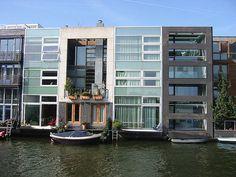 Voltooiing Grachtengordel in Amsterdam Noord - SkyscraperCity