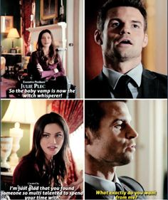 the originals 2x17 I want you two to get together and live out forever with one another is that too much to freaking ask