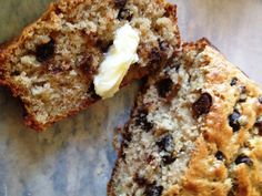 Peanut Butter Chocolate Chip Banana Bread Recipe -Callies Charleston Biscuits -