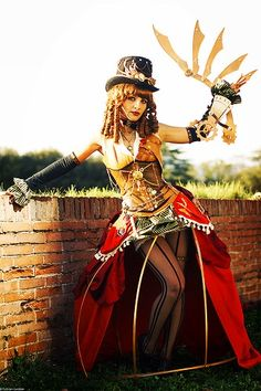 I love all of this! steampunked