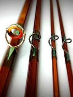 Oyster Signature Series Bamboo Fly Rod