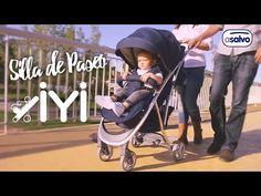 Silla de Paseo yIYI l La Silla de Moda, más Atractiva y Completa l Asalvo l Spot - YouTube
