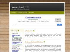neuesglueck.com Webscanpro - Kostenloser Webseitencheck.